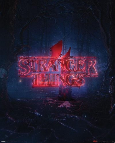 Stranger Things (Season 4 Teaser)