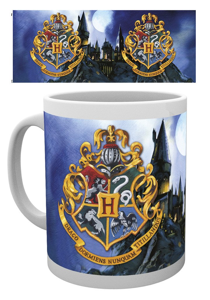 Harry Potter - Hogwarts - Mugg