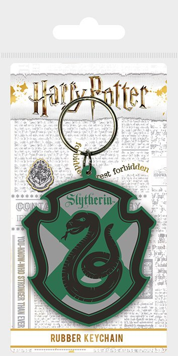 Nyckelring - Harry Potter (Slytherin)