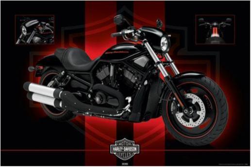 Harley Davidson - Night Rod Special