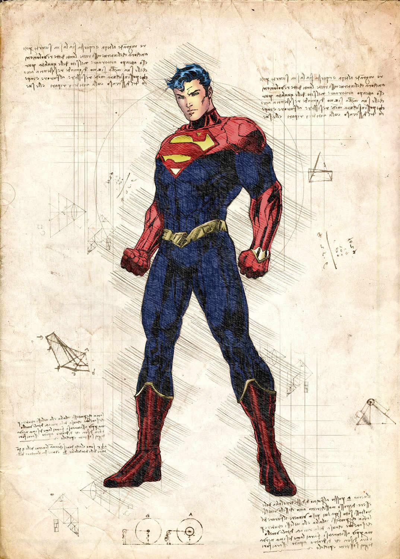 A3 Print - Superman
