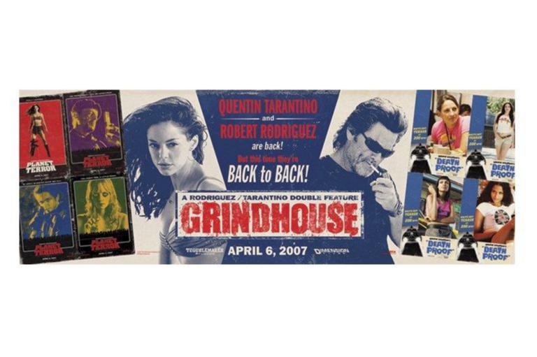 Grindhouse - Back to Back