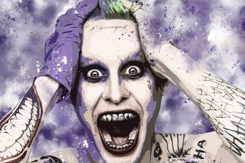 A3 Print - The Joker