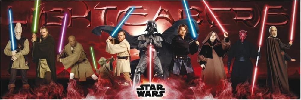 Star Wars - Lightsabers