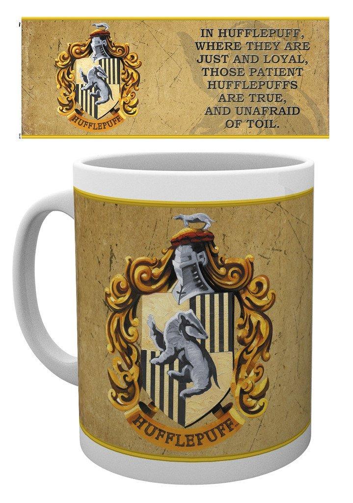 Harry Potter - Hufflepuff Characteristics - Mugg