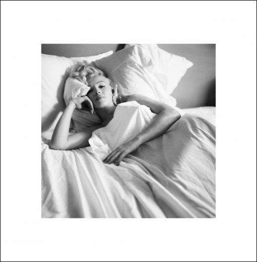 Marilyn Monroe - Bed