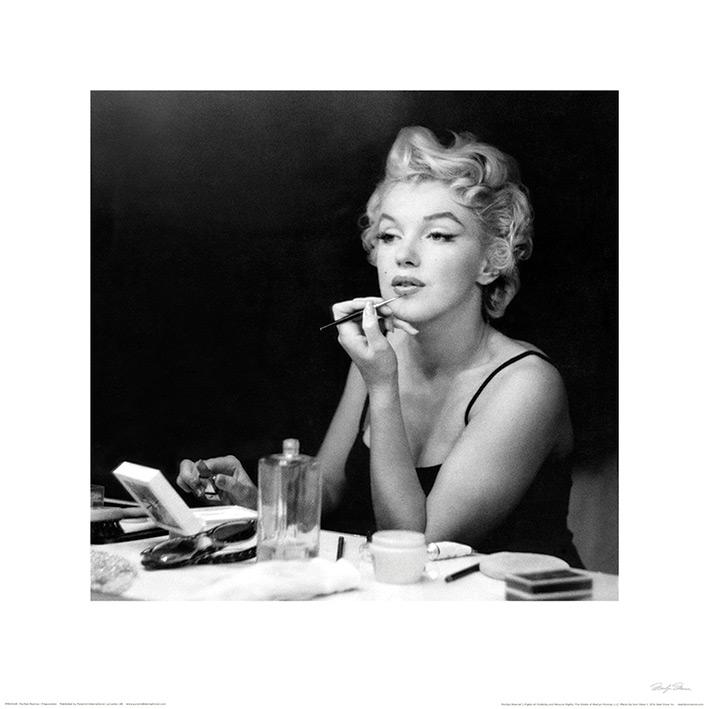 Marilyn Monroe - Preparation