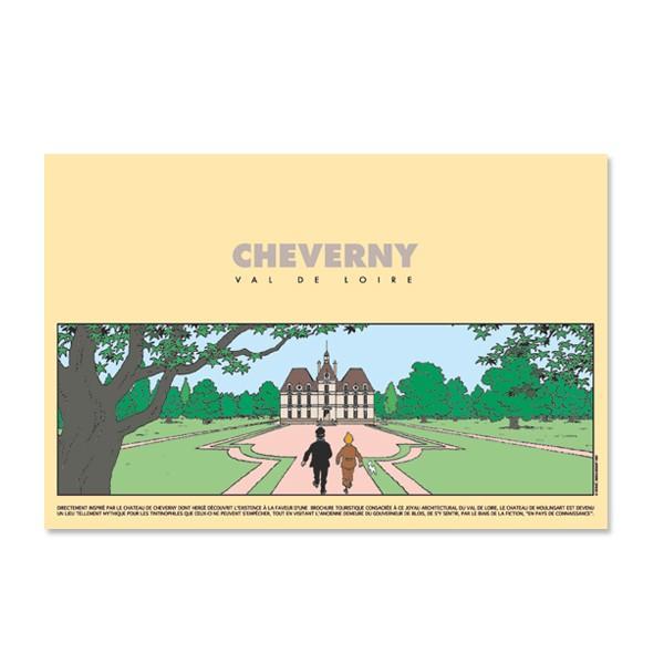 Poster - Cherverny