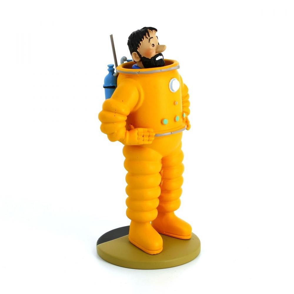 Tintin - Statyett - Haddock i rymddräkt