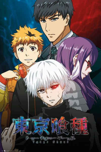 Tokyo Ghoul - Conflict