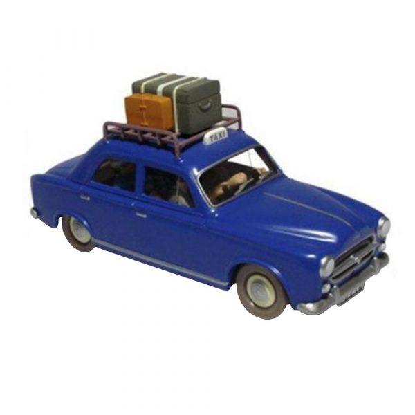 Tintin - Peugeot 403 taxi