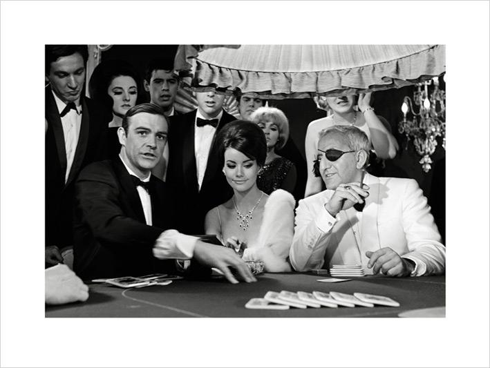 James Bond (Thunderball - Casino)