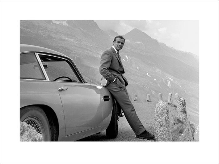 James Bond (Aston Martin)