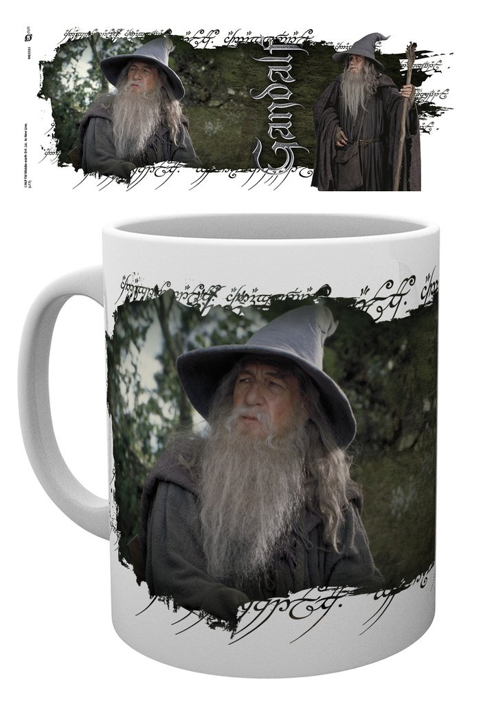 Lord of the Rings - Gandalf - Mugg