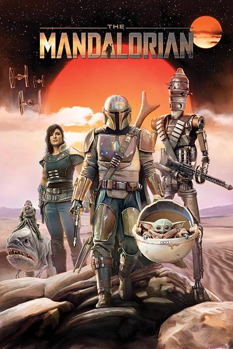 Star Wars - The Mandalorian (Group)