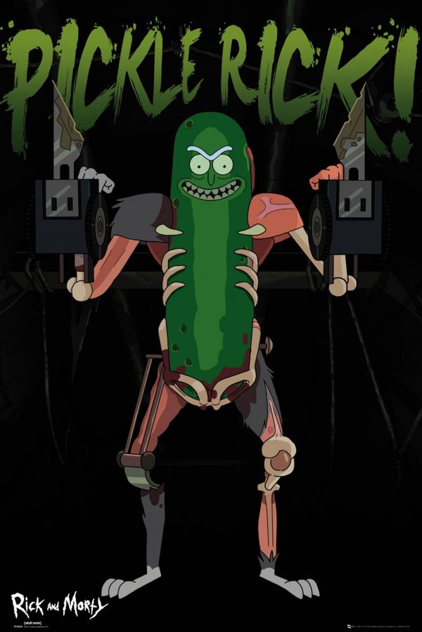 Rick and Morty - Pickle Rick