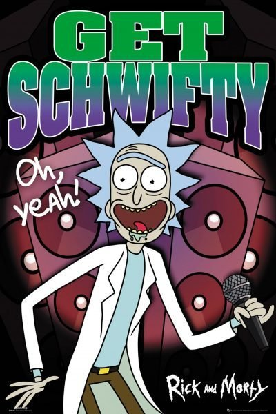 Rick and Morty - Schwifty
