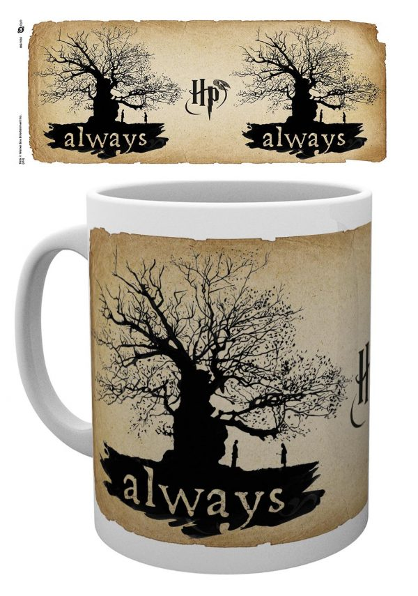Harry Potter - Always - Mugg