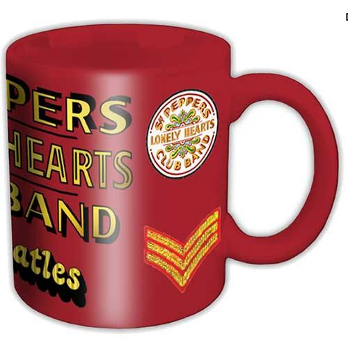 The Beatles - Sgt Pepper - Mugg