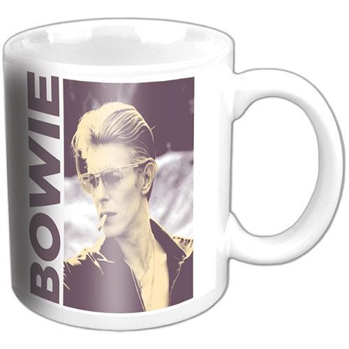 David Bowie - Smoking - Mugg