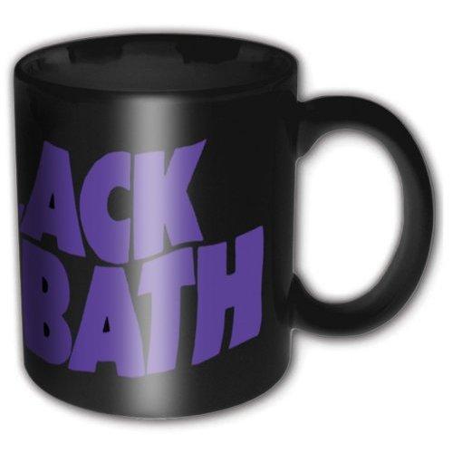 Black Sabbath - Wavy Logo - Mugg