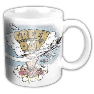 Green Day - Dookie - Mugg