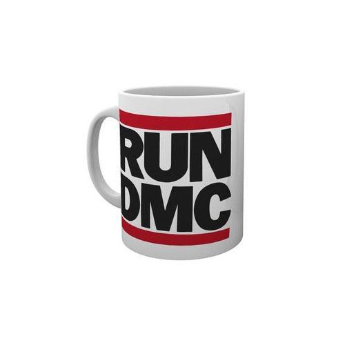 Run DMC - Logo - Mugg