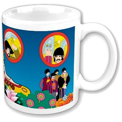 The Beatles - Yellow Submarine Portholes - Mugg