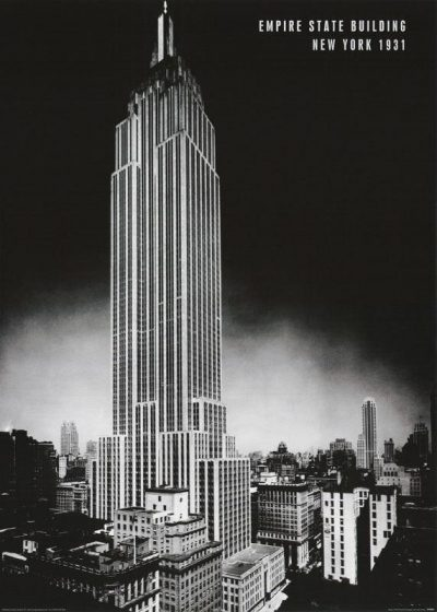 Empire State Building - New York 1931