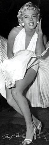 Marilyn Monroe - Dress