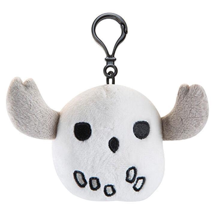 Nyckelring - Harry Potter - Hedwig - soft velboa plush keychain