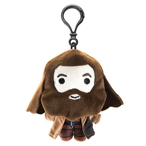 Nyckelring - Harry Potter - Hagrid - soft velboa plush keychain
