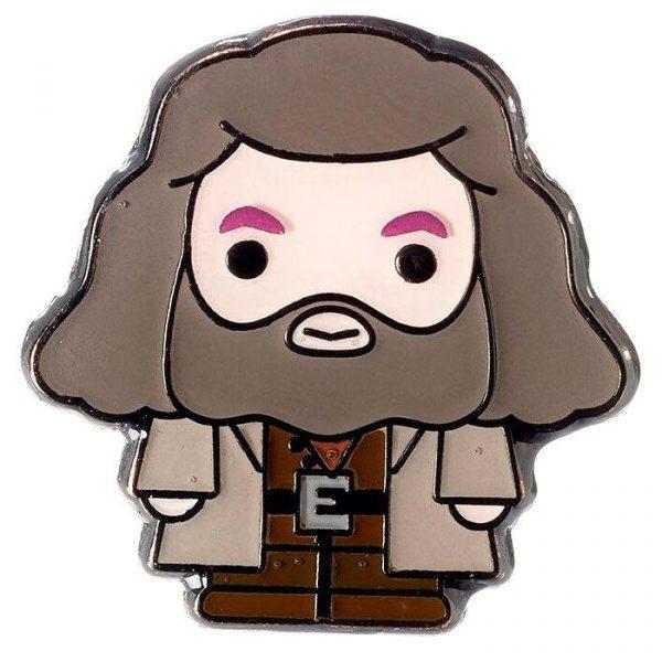 Harry Potter - Hagrid pin badge