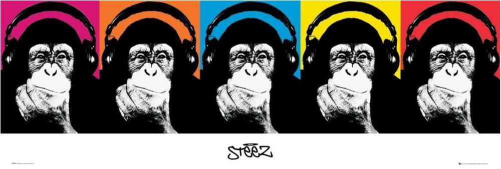 Steez - Monkeys