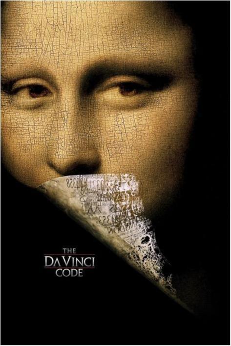 Da Vinci Code - One sheet