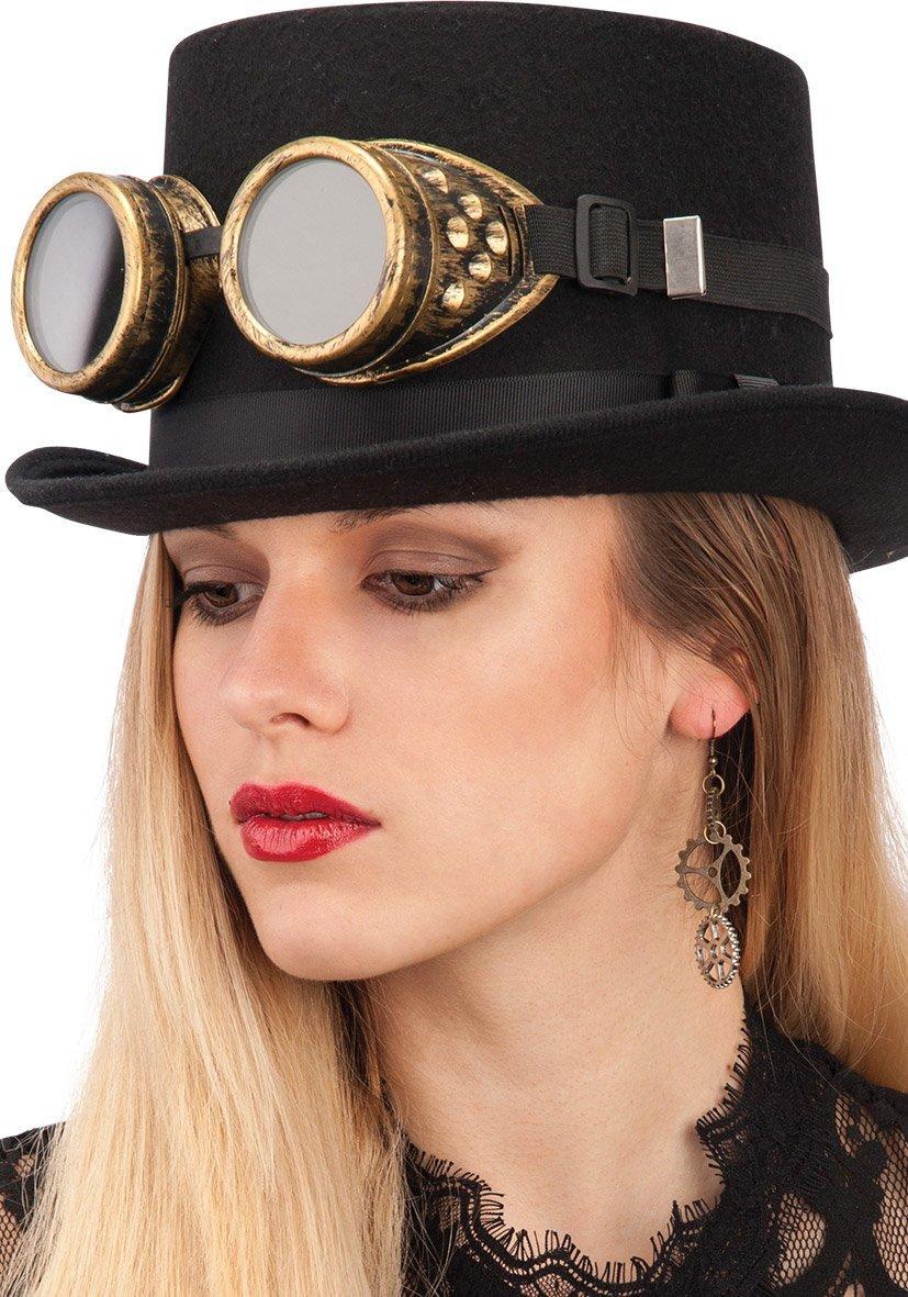 Steampunk Future Glasses