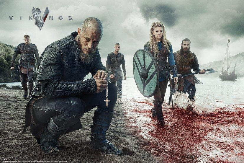 Vikings - Blood Landscape