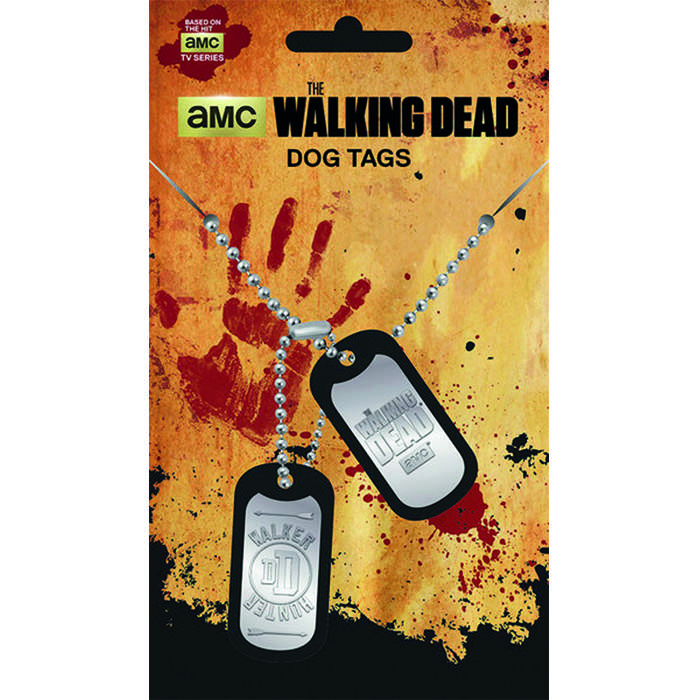 Halsband -The Walking Dead Dog Tags