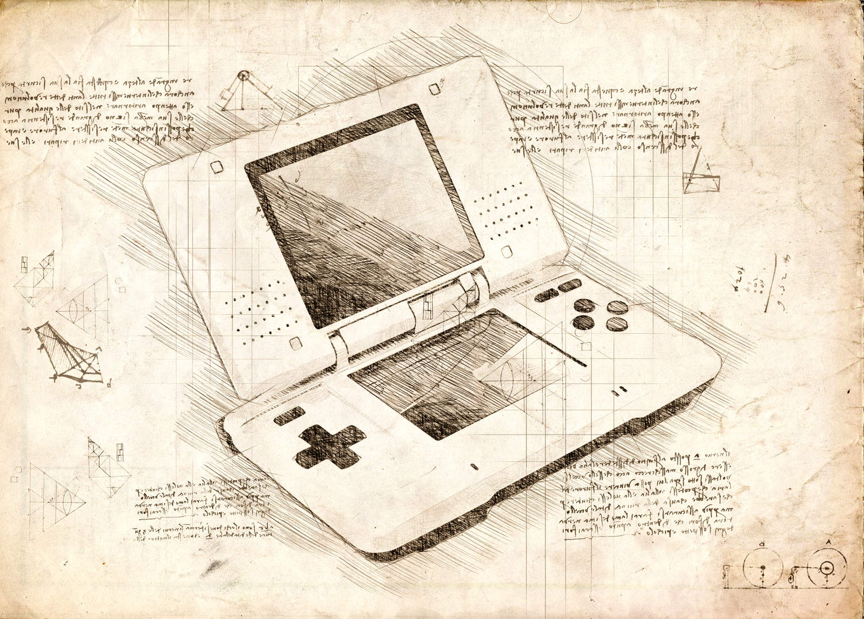 A3 Print - Nintendo DS