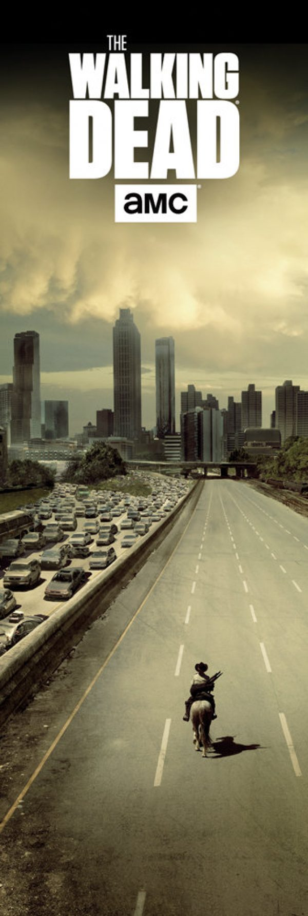 The Walking Dead - Riding in to town