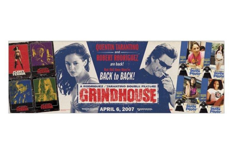 Grindhouse - Banner