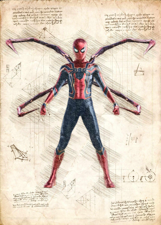 A3 Print - Spiderman