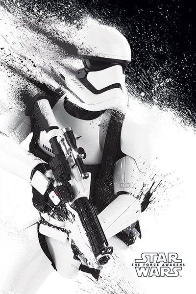 Star Wars - Stormtrooper paint