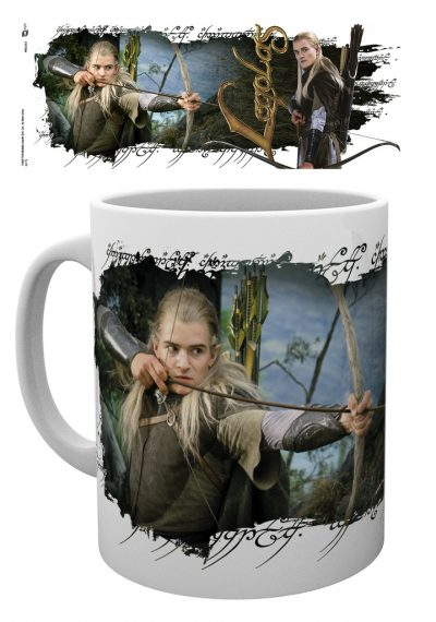 Lord of the Rings - Legolas - Mugg