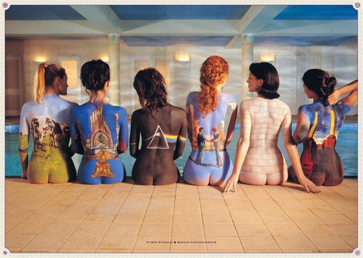 Pink Floyd -Backs