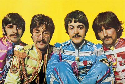The Beatles - Lonely Hearts Club