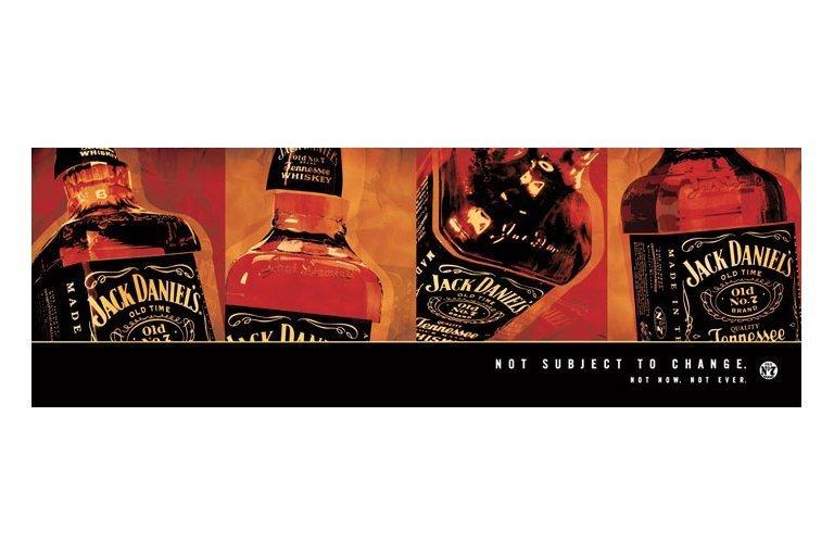 Jack Daniel's - Not Subject To Change
