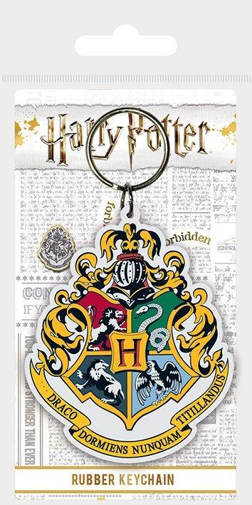 Nyckelring - Harry Potter (Hogwarts Crest)