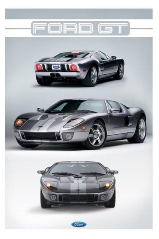 Ford GT - Classic car
