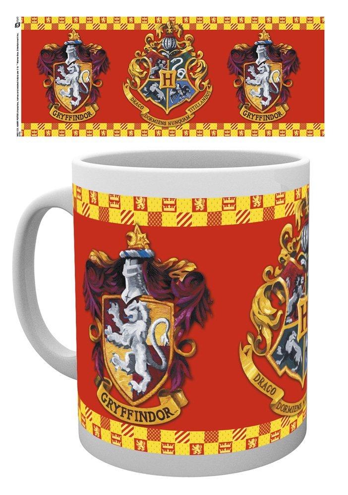 Harry Potter - Gryffindor - Mugg